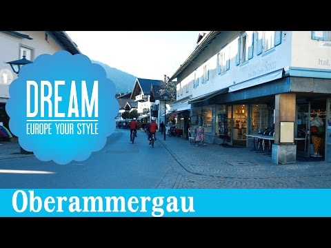 Dream Come Tour/Travel Yourself ตอน Oberammergau Germany
