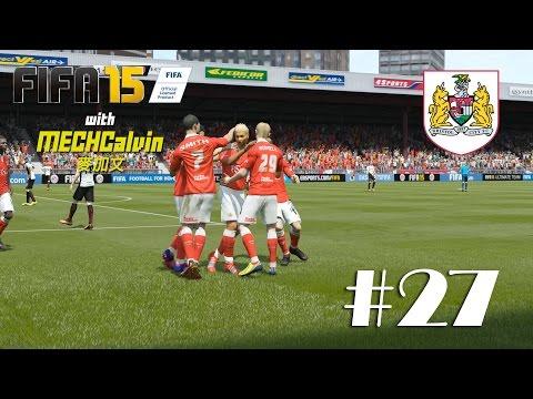 FIFA 15 球員生涯 #27 [第三季] 當場最佳球員 Man of the Match!