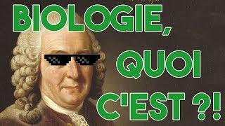 Intro La biologie quoi c39;est?