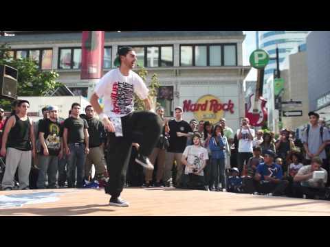 Locking (hip hop dance)  [NEX 5N, 60p, slow motion]