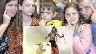6 Stories About The Legend Of Lord Shiva | भगवन शिव की गाथाएँ | Family Reaction