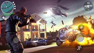 Gangstar Vigas Android Game Play  Gta Style