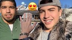 Taking My Boyfriend Engagement Ring Shopping!