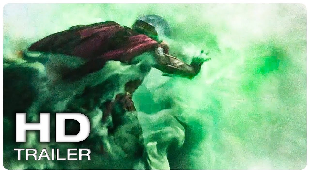 Mysterio Saves Peter Scene - Mysterio Vs Hydro Man - SPIDER MAN FAR FROM  HOME (2019) Movie CLIP HD