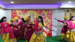 pankida o pankida dance by kakatiya high school ramanthapur students