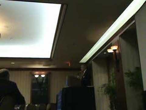 William Bratton Addresses Manhattan Institute
