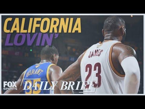 LeBron James, Kevin Durant, Jimmy Garoppolo, Dez Bryant (7.26.18) | FOX SPORTS DAILY BRIEF