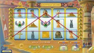 Egyptian Magic | SLOTS Scratch Card Game Review | Scratchcards Thumbnail