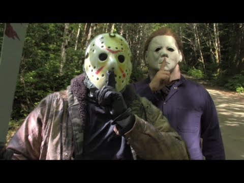 jason voorhees michael myers talk friday the 13th vs halloween 2018