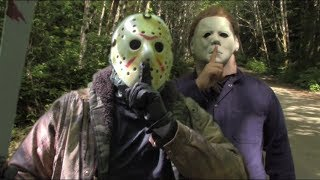 Jason Voorhees & Michael Myers Talk - Friday The 13th Vs Halloween 2018