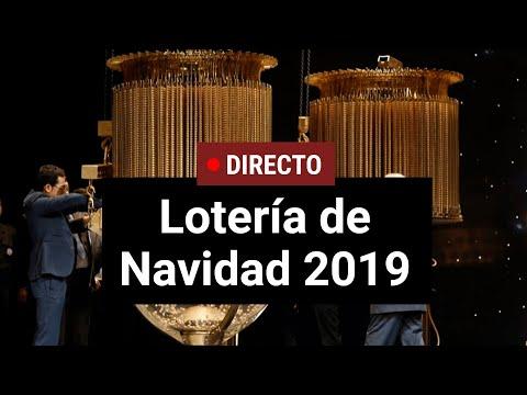 Sorteo de Lotería de Navidad 2019: El Gordo de Navidad y los premios - EN DIRECTO  I MARCA