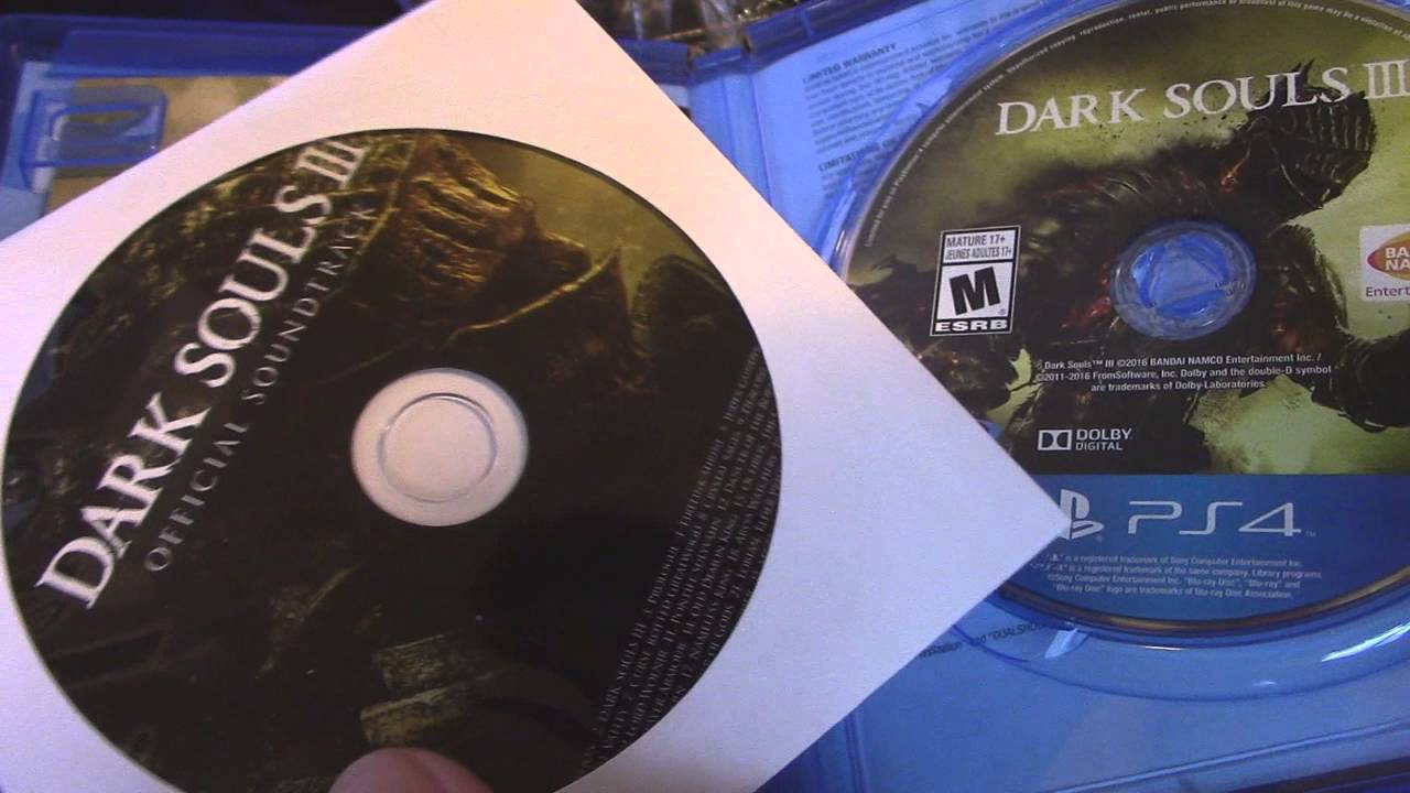 All about amazoncom dark souls iii day 1 edition xbox one.
