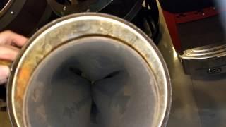 Баня.Мороз.Теплообменник.Воду из шлангов до конца не слили - взрыв через пробку льда получили!(, 2016-12-20T10:32:48.000Z)