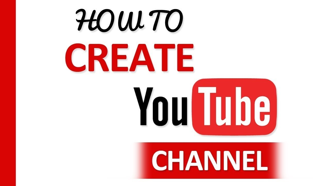How to create a YouTube channel How to name a YouTube channel 66