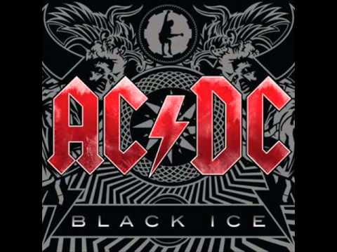 My Acdc Guitar Cover Black Ice (Instrumental)
