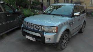 Выбираем б\у авто Range Rover Sport (бюджет 1.700-1.800тр)