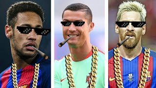 Football thug life compilation ● ft. messi, ronaldo, neymar...etc | hd #3