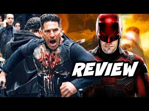 Punisher Season 2 Review NO SPOILERS - Marvel Netflix Series Ranked