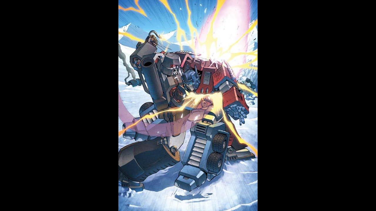 Fall of Cybertron: Optimus vs Megatron (Megatron version.)