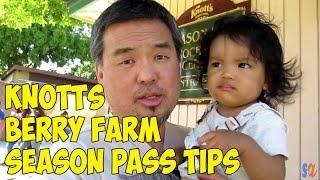Knotts Berry Farm Season Pass Worth It? (VLOG#91)