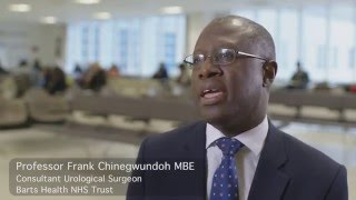 Urologists discuss the Be Clear on Cancer campaign