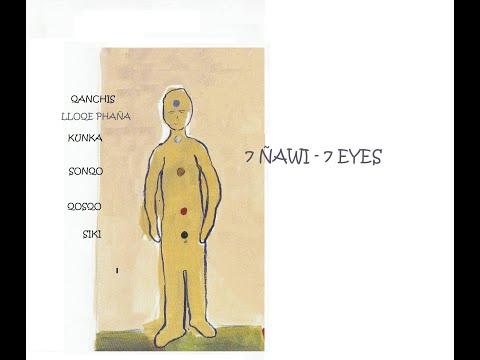 ÑAWI - seven mystical eyes in the human body- Ivan Nuñez del Prado