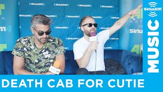 """Death Cab for Cutie On Working With Chance The Rapper on """"Do You Remember"""" 