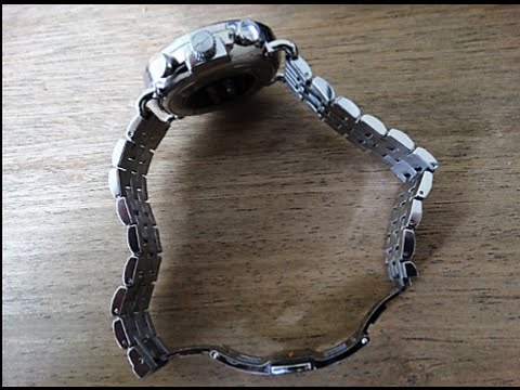 How to size a watch bracelet.