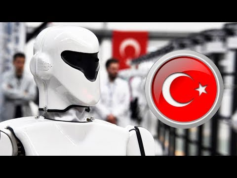 Türkiye'nin İlk İnsansı Akıllı Robotlarını Denedik! (Şimdi Ameriga Düşünsün!)