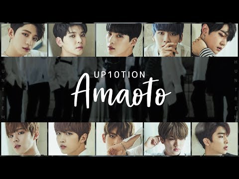 UP10TION (업텐션) - Amaoto [COLOR CODED KAN/ROM/ENG LYRICS]