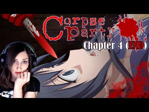 The TRUE Murderer?! [WARNING: Disturbing Content] - Corpse Party Chapter 4 (Part 4 - END) Let's Play