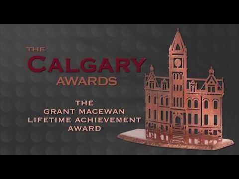 Calgary Awards 2015 - The Grant MacEwan Lifetime Achievement Award