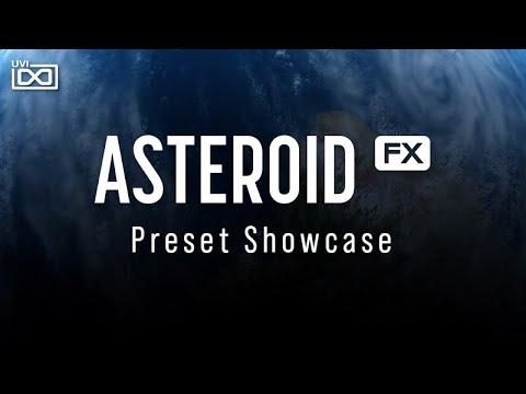 UVI Asteroid |Preset Showcase