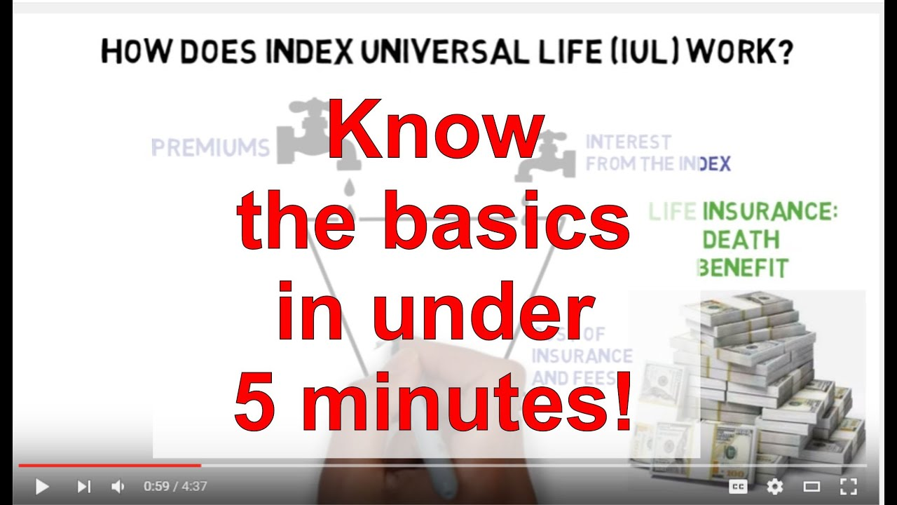 Indexed Universal Life Insurance Reviews - Thismylife Ing