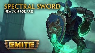 smite new skin for ares spectral sword