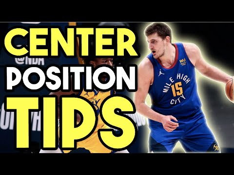 Center Position in Basketball and Tips