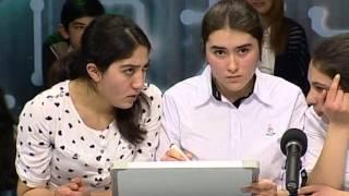 """""""Zirvə"""" intellektual proqram: Gədəbəy və Göygöl məktəbliləri ANONS (II mövsüm)"""