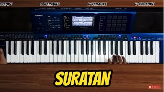 Download Lagu SURATAN Karaoke Dangdut Klasik Rhoma Irama - CASIO MZX500 mp3