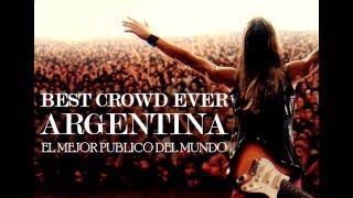 Best Crowd Ever - EĮ mejor público del mundo - (SUBTITLES ENGLISH - SPANISH)