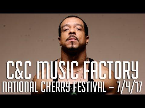 C&C Music Factory – National Cherry Festival 2017 – Meridian Entertainment