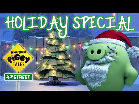 Piggy Tales - 4th Street | Holiday Heist - S4 Ep15