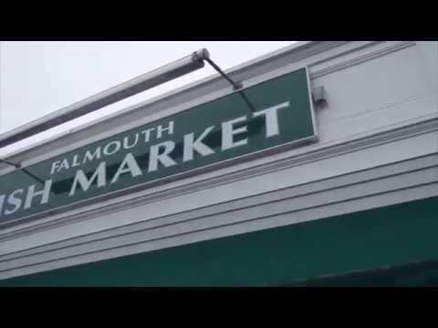 What's For Dinner, Falmouth Fish Market On Cape Cod?