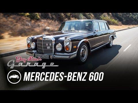 1972 Mercedes-Benz 600 Kompressor - Jay Leno's Garage