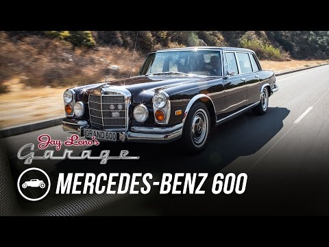 Jay Leno's Mercedes 600 is dictator chic