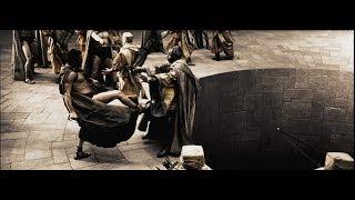 Это СПАРТА! Дубляж + оригинал. 300 спартанцев. HD