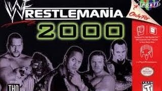 Game | WWF WrestleMania 2000 N64 Royal Rumble | WWF WrestleMania 2000 N64 Royal Rumble