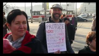 Tancem proti násilí / One Billion Rising Prague 2017