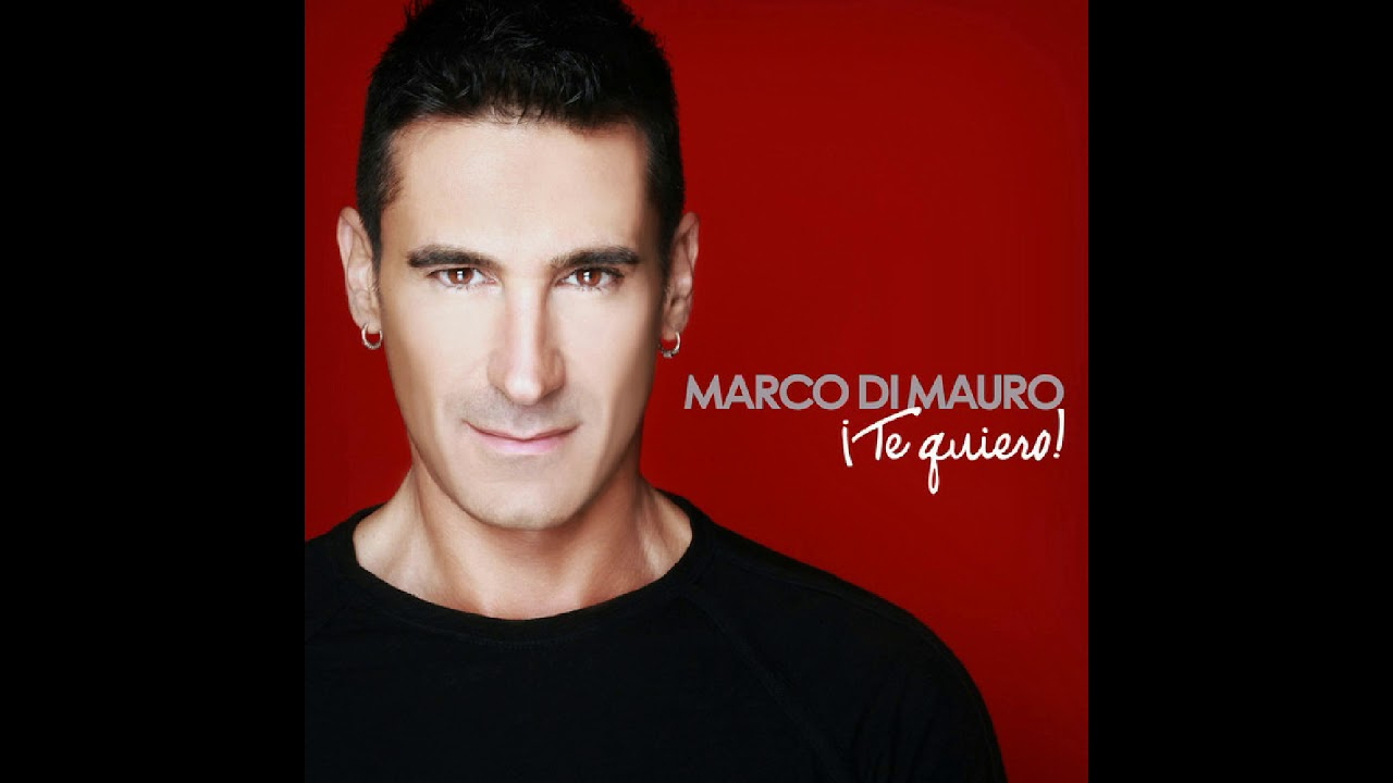 Marco Di Mauro Nada De Nada Official Video Hd Youtube