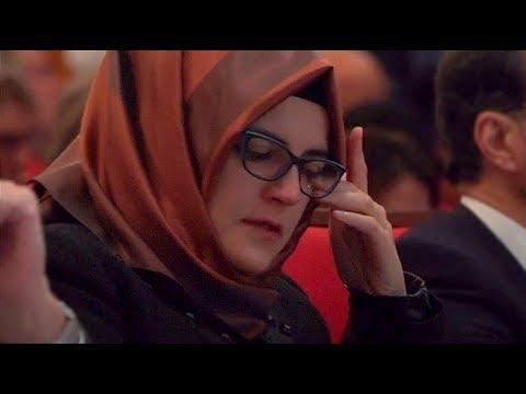 Khashoggi fiancee: Riyadh responsible for his murder, must explain