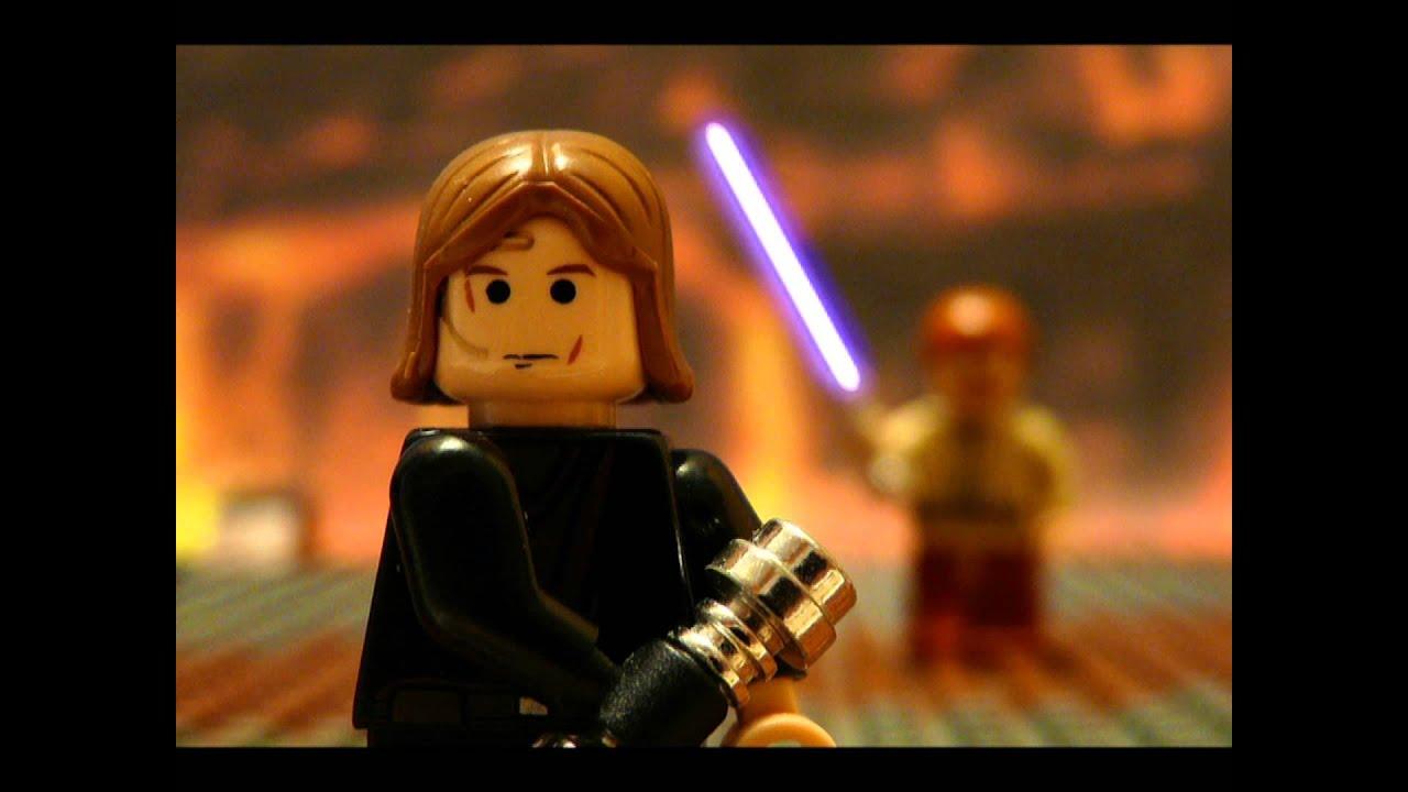 Anakin Skywalker Episode 2 Hair